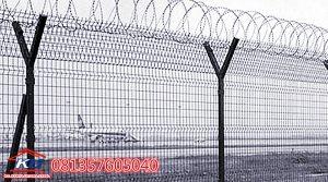 pagar bandara murah sni